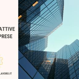 Politiche attive per le imprese