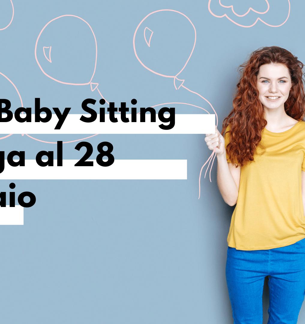 Bonus baby sitting: entro il 28 febbraio